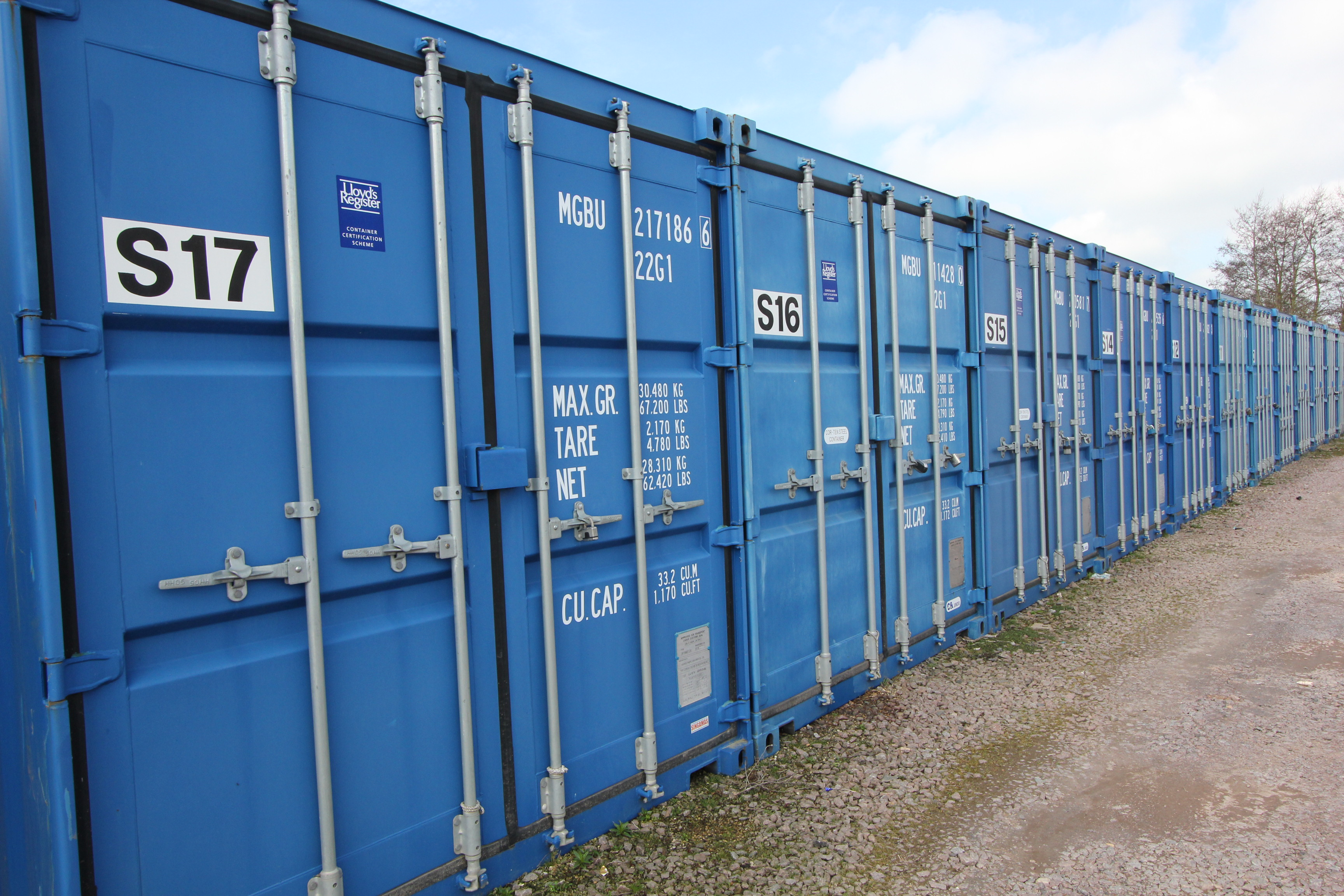 Whilton Caravan and Container Storage in Northamptonshire