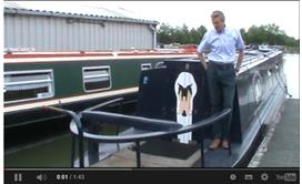 Cruiser Stern Narrowboat